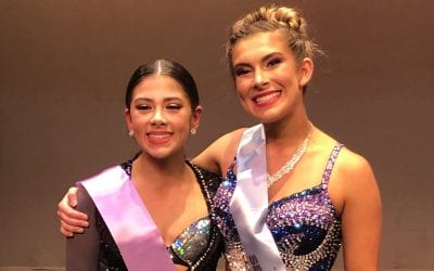 First Tap Dancing Competition in the South Island: Huge Success